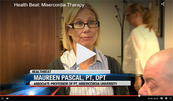Click here to the view the WBRE news package on the Misericordia PT Clinic