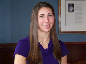 Christine Marks- Assistant Director of Admissions-Transfer Students